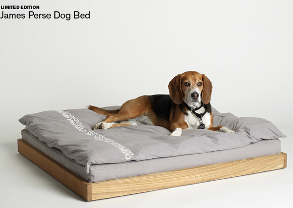 James Perse Dog Bed