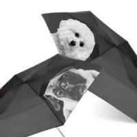 Fuzzy Nation Silk Screened Dog Umbrellas